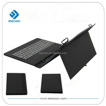 Wired keyboard with tablet case for 10.1 inch tablets