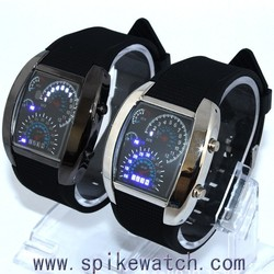 Professional electronic China manufacturer car watch the speedometer