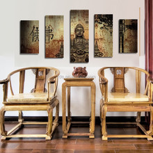 wholesale Buddha canvas picture wall art painting canvas