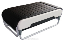 V3FOLDING MASSAGE BED SOFA jade roller thermal jade massage bed 3D Luxury Jade Massage Bed with Intelligent Spine Scanning Black
