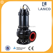 Lanco brand 4 inch centrifugal vertical submersible water pump
