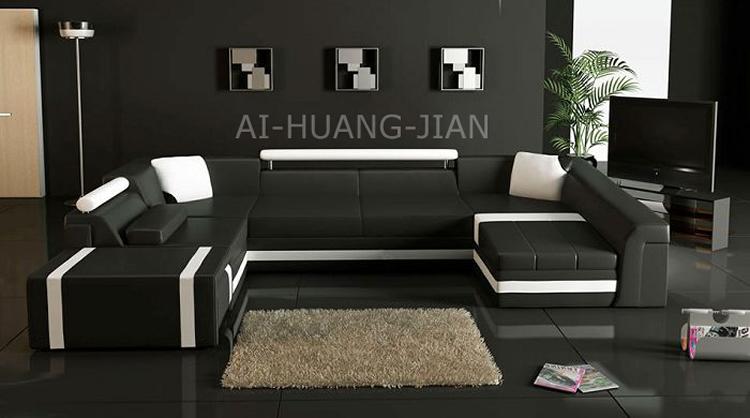 U Shape Sofa Extra Large Sofas Set Designs Modern L