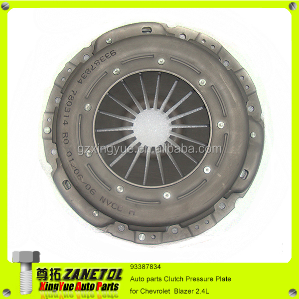 Auto Clutch Plate : Auto parts clutch pressure plate for chevrolet