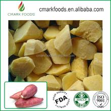 Chinese good fresh frozen sweet potatoes