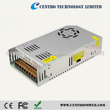 Open Frame Industrial 12V 30A 360W CCTV SMPS Switching Power Supply LED Power Supply