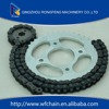 color o-ring 428 Motorcycle Chain best bajaj pulsar 180 motorcycle chain kit