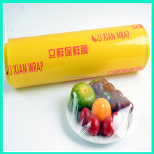 Food Grade Pvc Cling Film,Pvc Stretch Film For Food Wrap