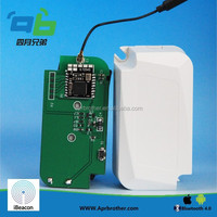 bluetooth beacon low energy module iBeacon with external antenna for indoor navigation