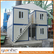Low cost 20ft /40ft ft Casa Container prebuild /Container modular house