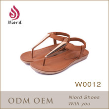 Hot sale new model low price ladies sandals shoes for women