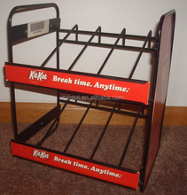 Best Selling Convenience 2 Tiers Candy Store Display