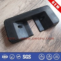 Fireproof epdm rubber chair bumpers
