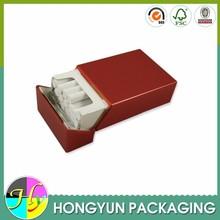 new design hot sale paper cigar box