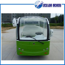 8 seats solar electric sightseeing bus