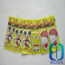 popular coffee scented cotton paper hanging air fresheners for decoration