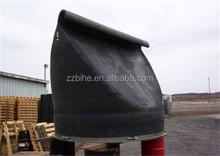 big diameter duckbill rubber shutoff valve