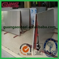 Chinese well-known supplier supper mirror 321 stainless steel sheet/plate affordable price top quality