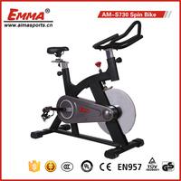 2015 new design heavy flywheel speed racing bike spin exercise bike S730