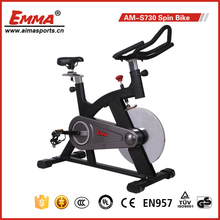 2015 new design heavy flywheel speed racing bike spin exercise bike S730