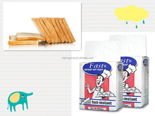 OEM swelling type 500g bread active instant dry yeast products