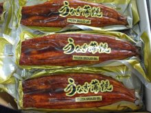 factory directly supply 11oz-12oz Frozen roasted eel