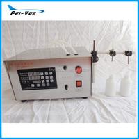 Electric liquid filler High accuracy Small Dose Electronic Cigarette Oil filling machine