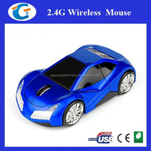 Car Shape Brand Names Mouse For Computer GET-MCR23