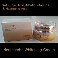 Magic cosmetic cosmetics products moisturizing whitening facial cream instant brightening for love beauty woman