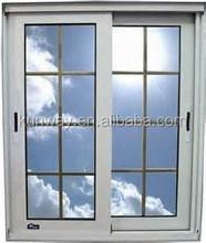 New Design Double Glazed Aluminium Sliding Window