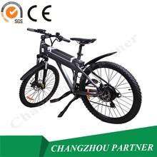 2015 al alloy frame electric bike 48v electric dirt bike
