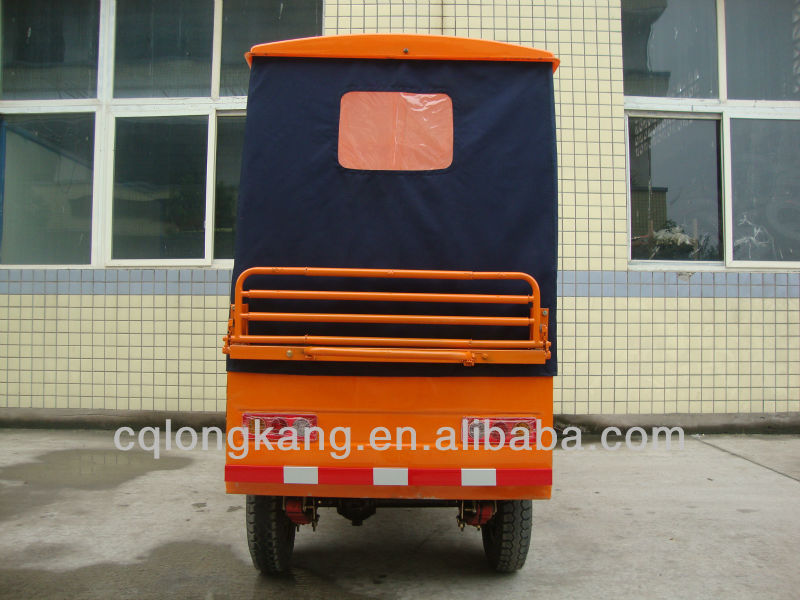 three wheel passenger tricycle taxi