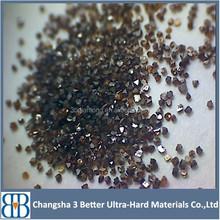 High quality low price industrial abrasive bright black CBN powder
