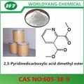 2,3 - Pyridinedicarboxylic ácido dimetil éster 605 - 38 - 9