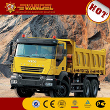 dump trucks 8 ton IVECO brand dump truck with crane dump truck radiator for sale