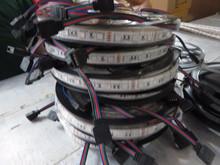 5050 Convenient installation ,5050 12v 5050 RGB led strips,5050 7.2w 5050 RGB led strips