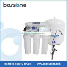 5-Stage Reverse Osmosis Water Filter System with Quick-Twist Filters