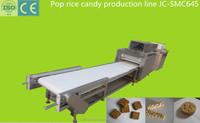 CE approved JC-SMC645 machine popped rice candy