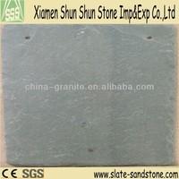 Natural shingle roof tile