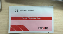 Multi-drugs urine test cassette / 2015 New Products ! Drugs detection devices / Urine test strips