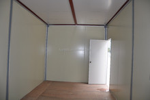 20ft container house inside picture