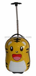 children's cantoon hard pc+abs trolley bag,kid's cartoon luggage