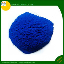 Hot sale blue color iron oxide blue fe2o3 with different colors ceramic pigment colors