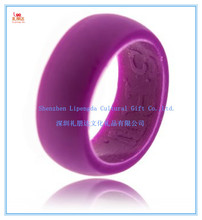 Safe, Tough, and Durable silicone finger ring for Athletes, Craftsmen, Electricians, Firemen, Travellers, Bikers, Campers