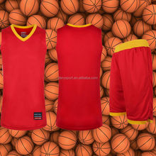 Dery good quality jersey basketball design with strict quality control