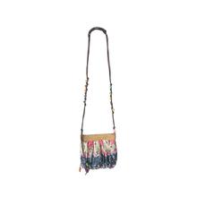 La venta caliente, personalizado de alta calidad nacional de tela bolsa de hombro la bolsa