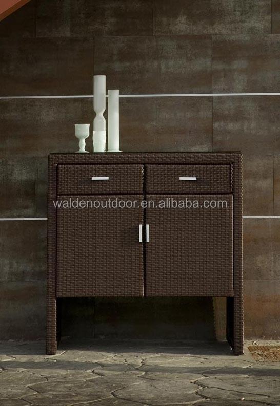 rattan gartenm bel schrank my blog. Black Bedroom Furniture Sets. Home Design Ideas