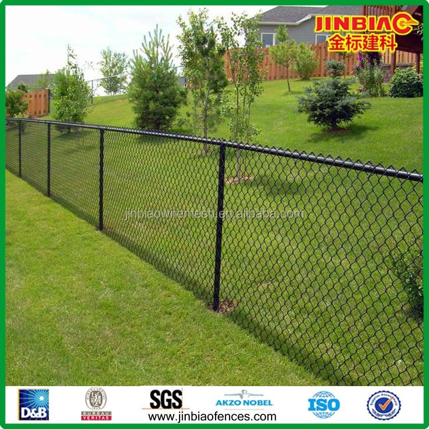 Used vinyl coated chain link fence buy