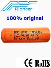 Battery 18500 best quality and competitive factory 18500 li-ion rechargeable batteries 1100mah