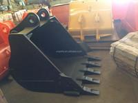 Volvo excavator bucket/ stardard bucket for EC210/ Volvo bucket teeth