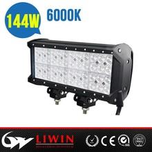 LW venta desde fábrica Visión Amplia 12grado/60grado Combo Barra de Luz LEDpara Suv ATV 12 led luz de trabajo coches usados en Dubay